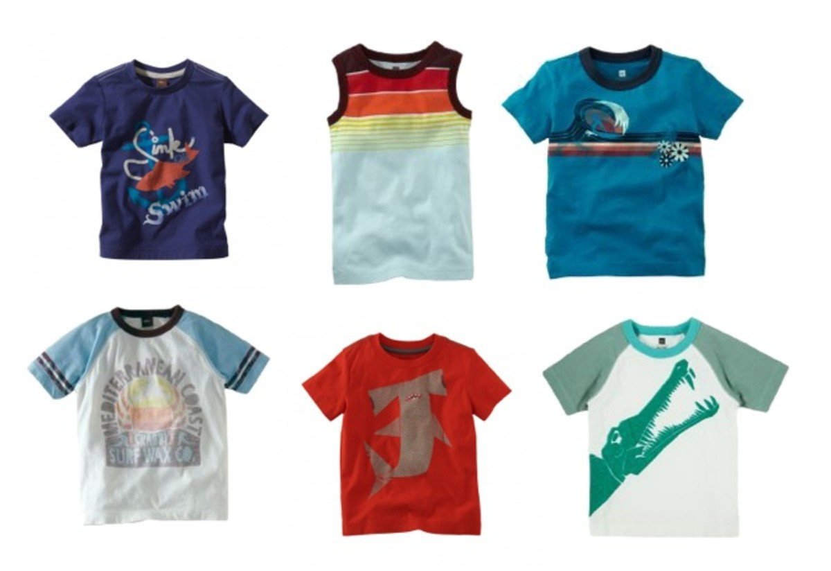 Tea Collection Boys Tees