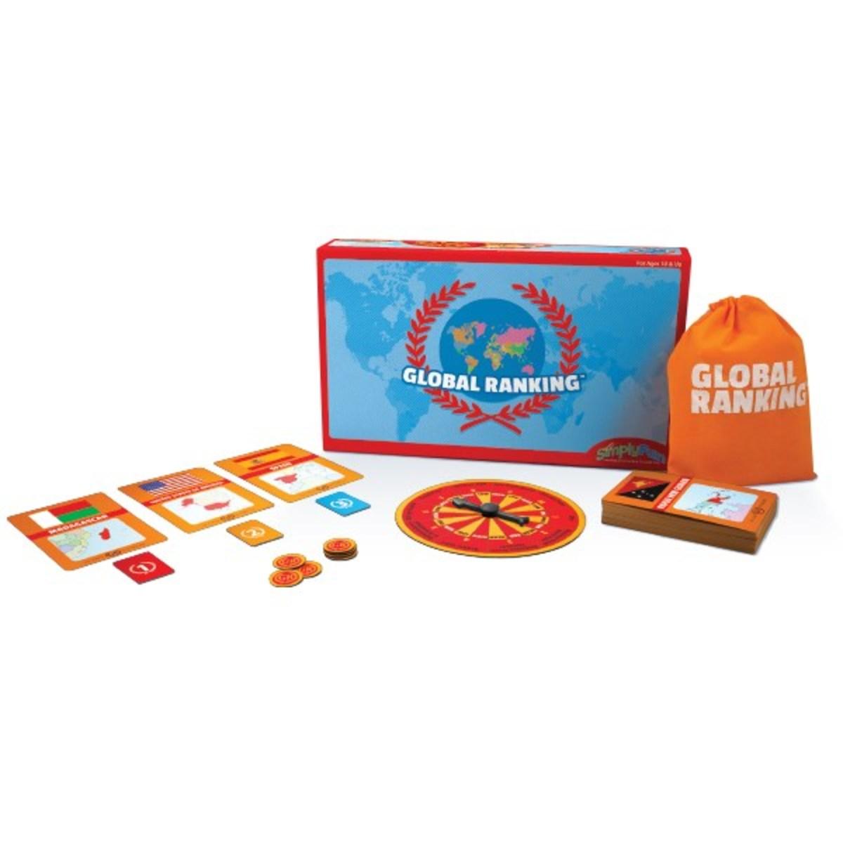 simplyfun games, board games, game night