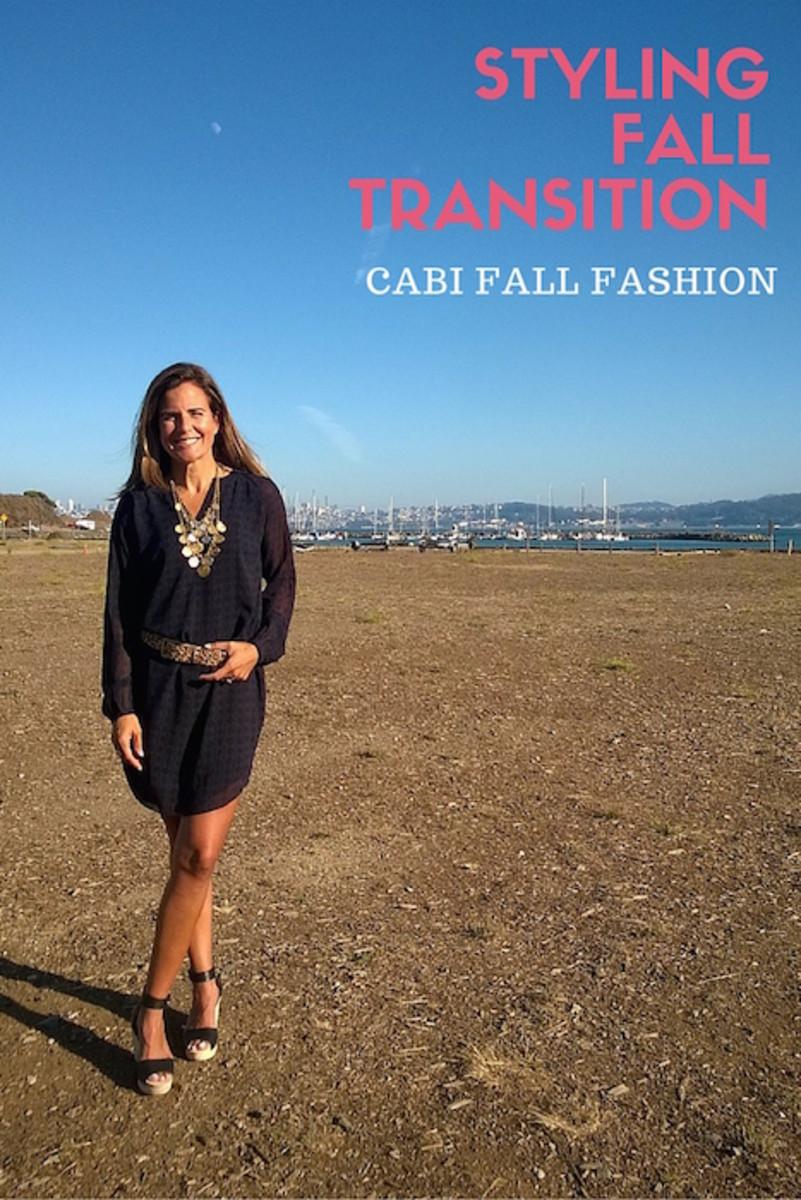 cabi fall shirtdress