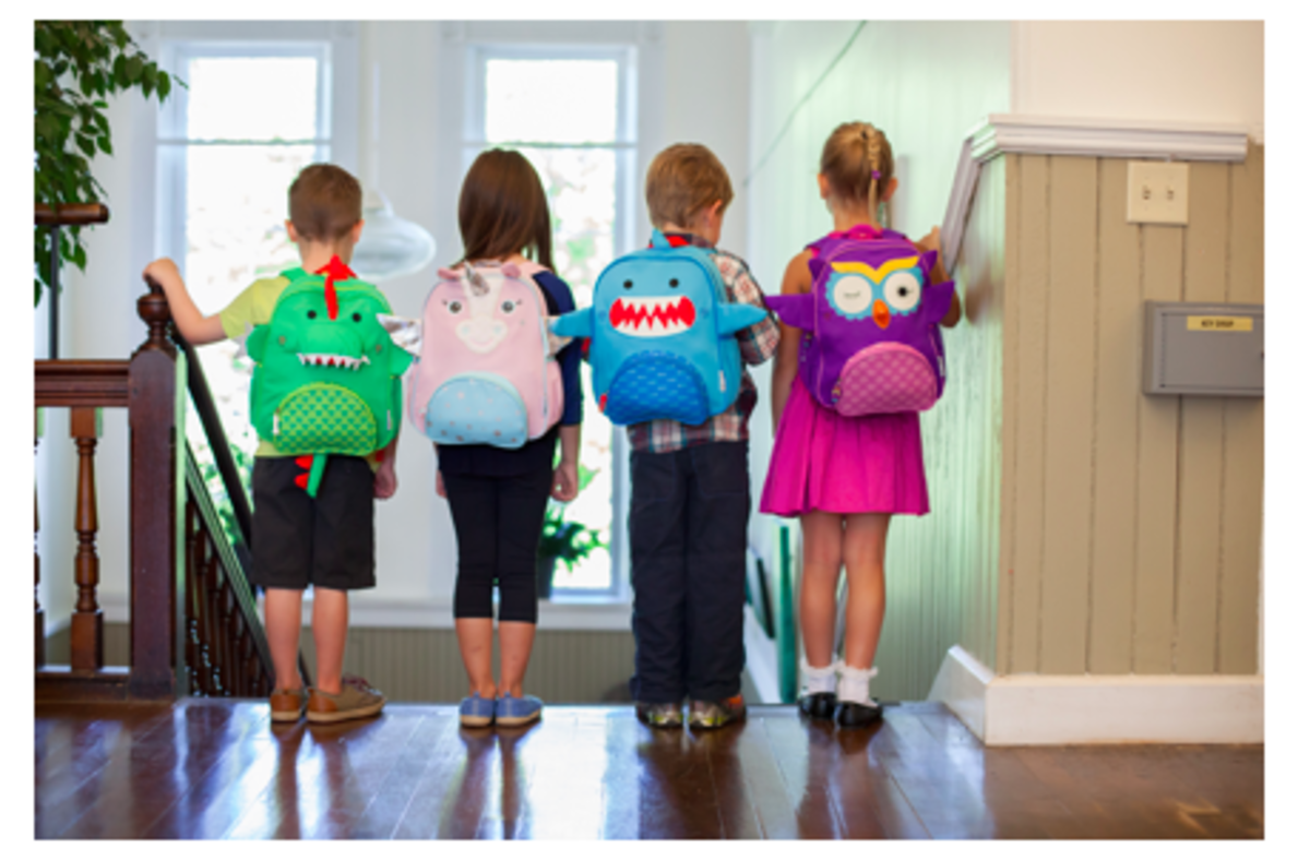 zoocchini backpacks, backpacks for kids