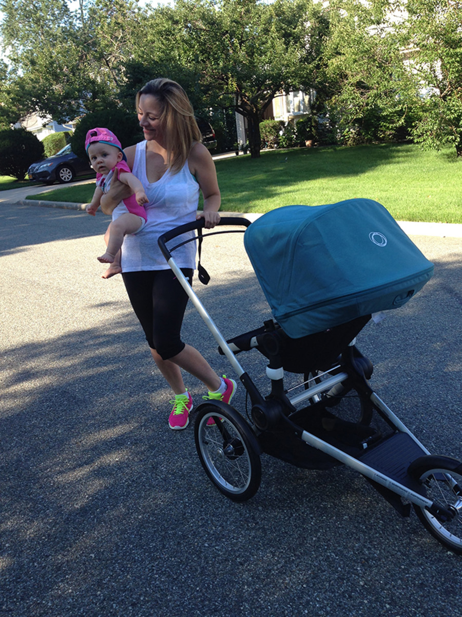 bugaboo runner mommy and me style
