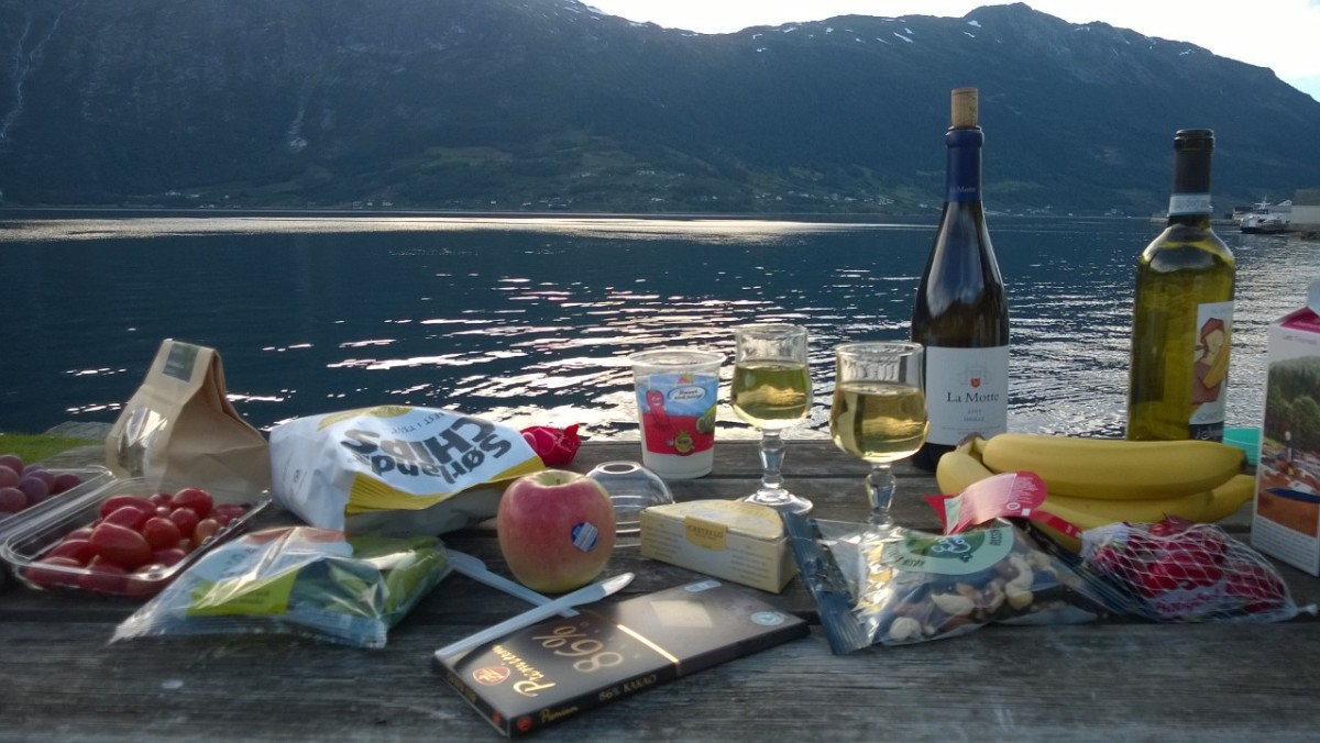 fjord picnic