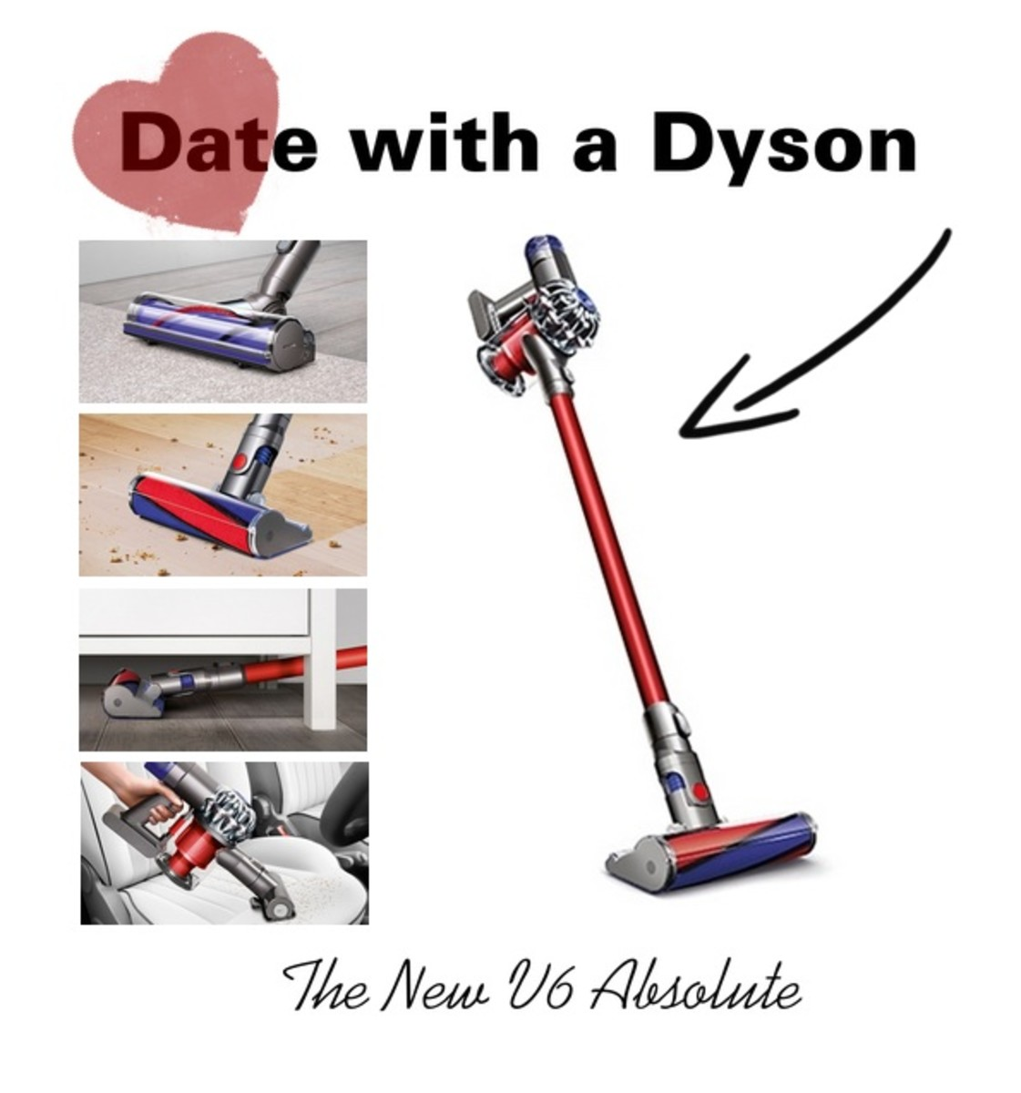 Dyson V6 Absolute Vacuum