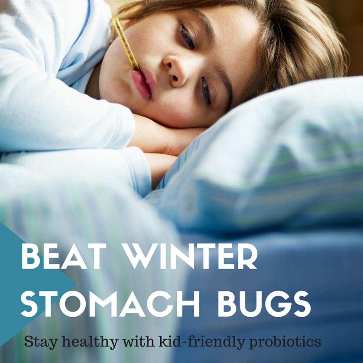 Kid-Friendly Probiotics(1)