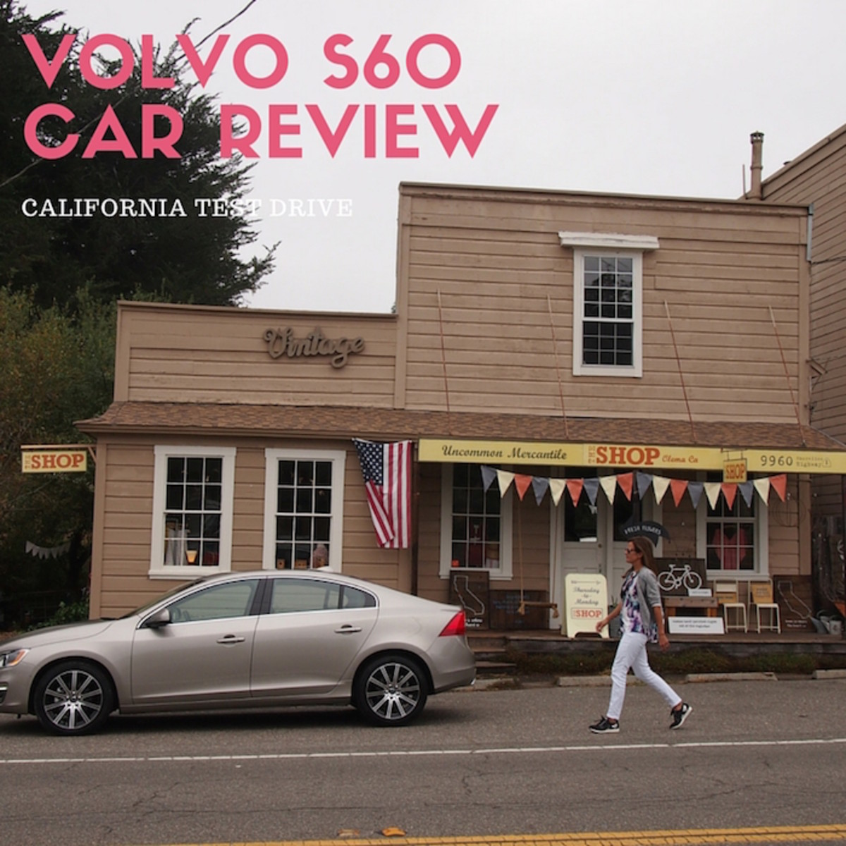Volvo s60 test drive