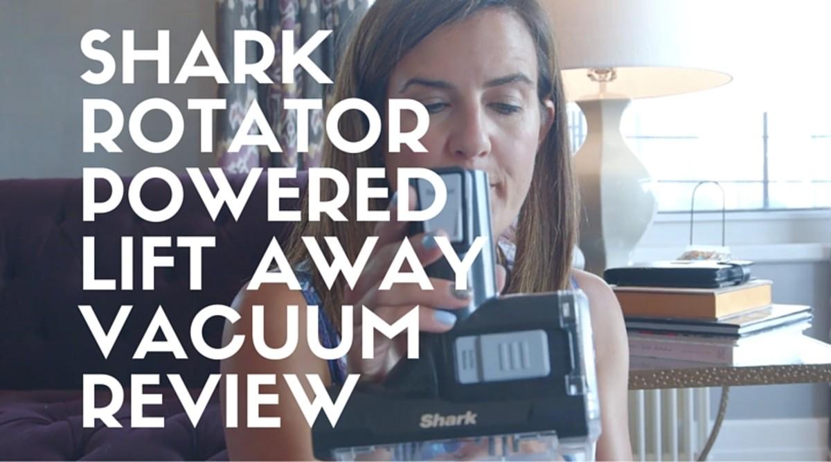 shark vacuum review