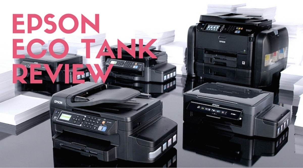 epson eco tank review