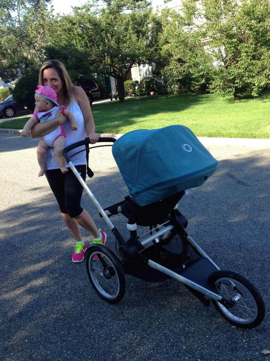 mommy and me stroller style