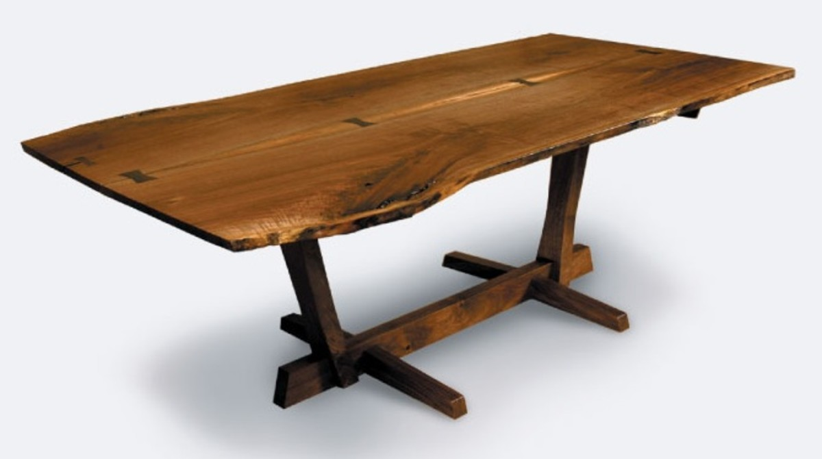 George Nakashima's Conold Table