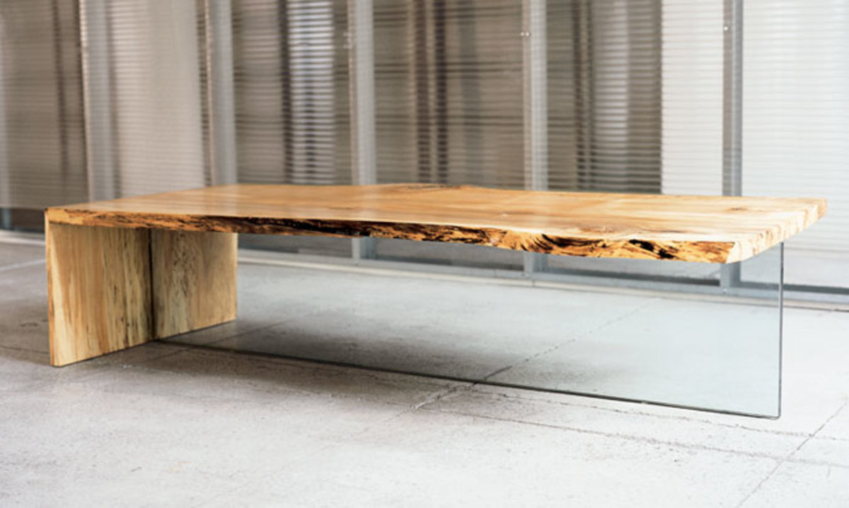 John Houshmand's Low Table