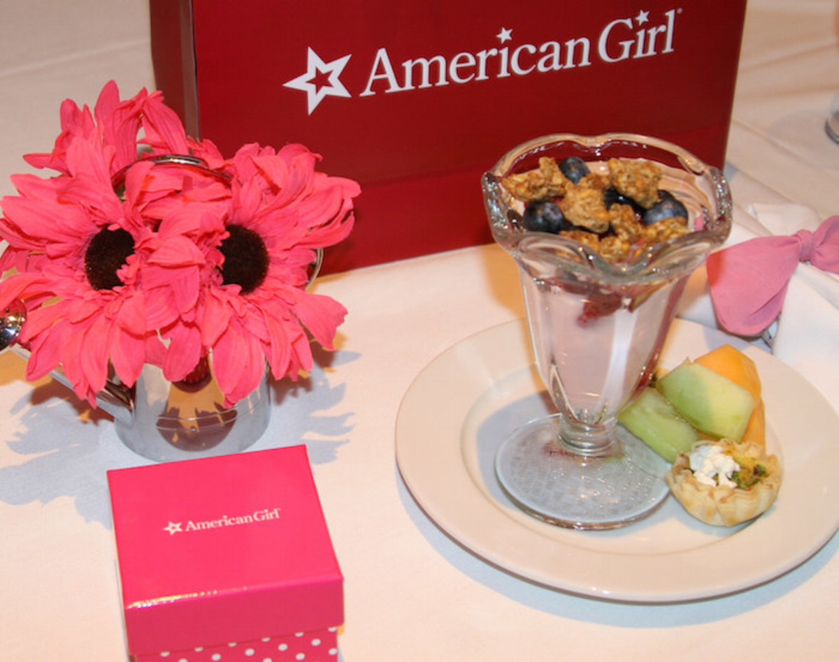 breakfast at american girl