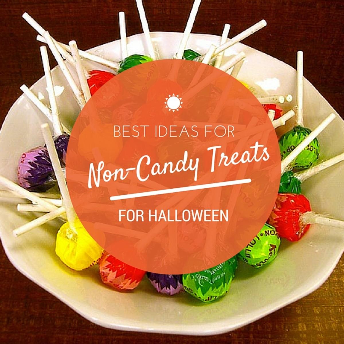 Best Non-Candy Halloween Treat Ideas