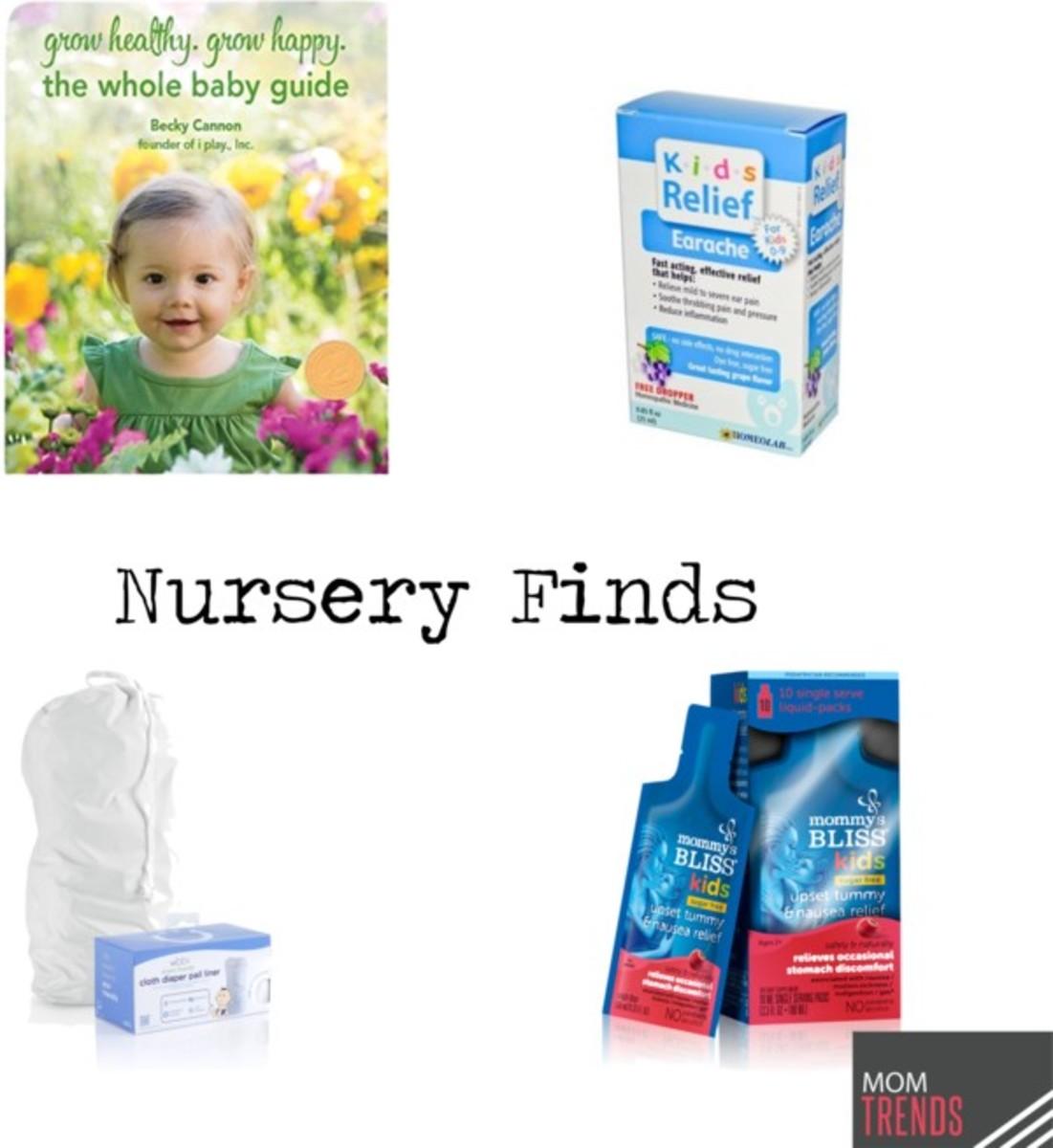 nursery finds