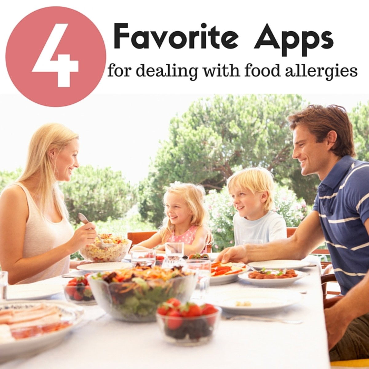 Apps for Dealing Food Allergies