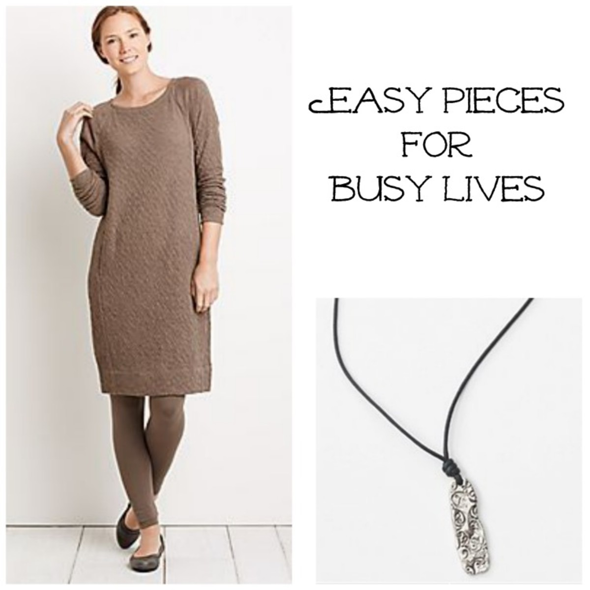 easy pieces for busy lives