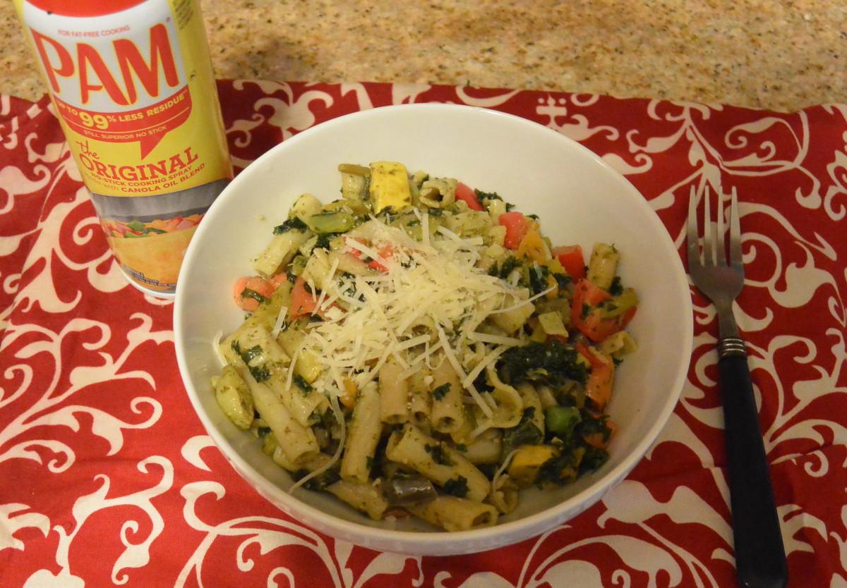 Healthy Summer Pasta