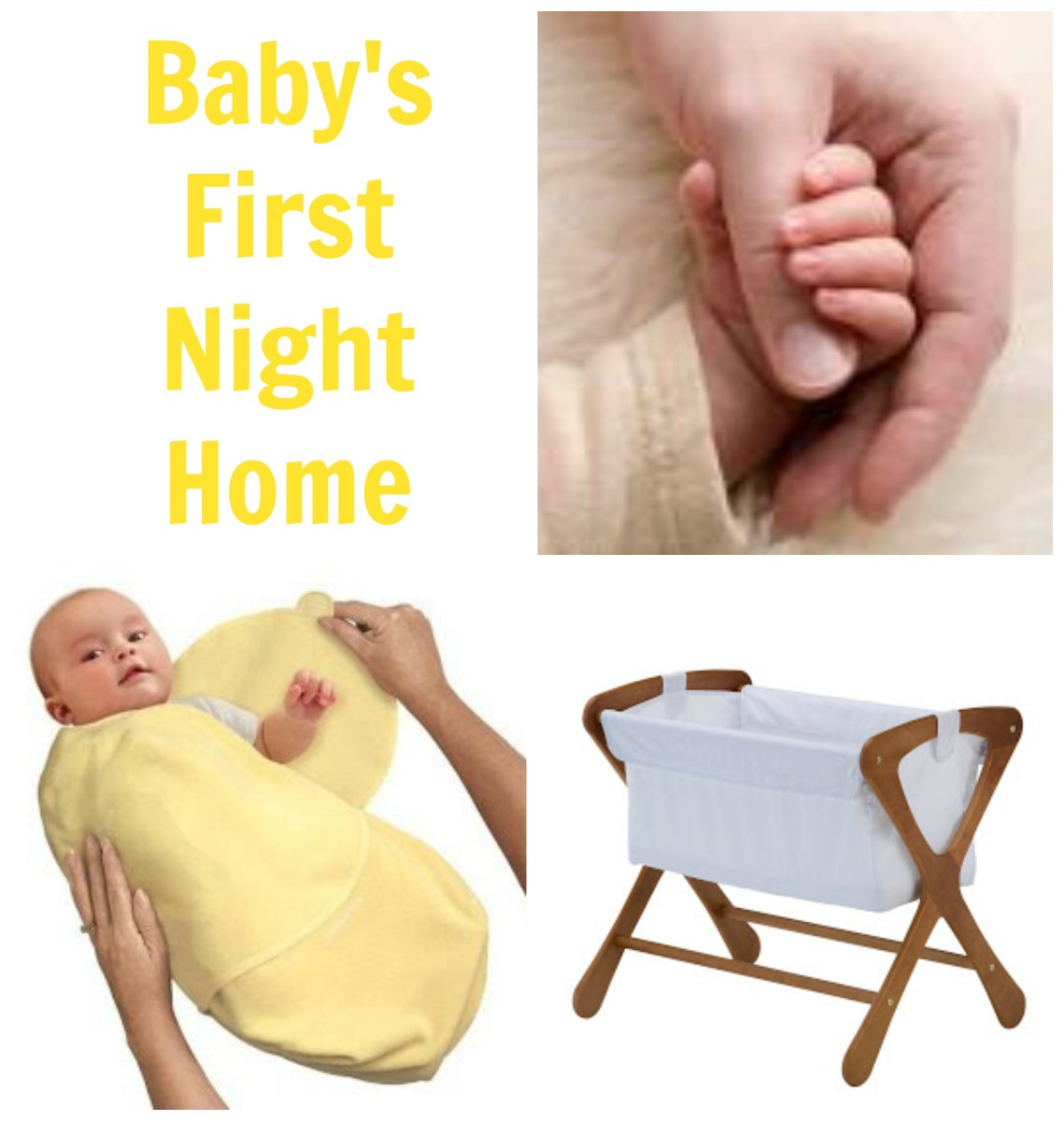 baby's first night home
