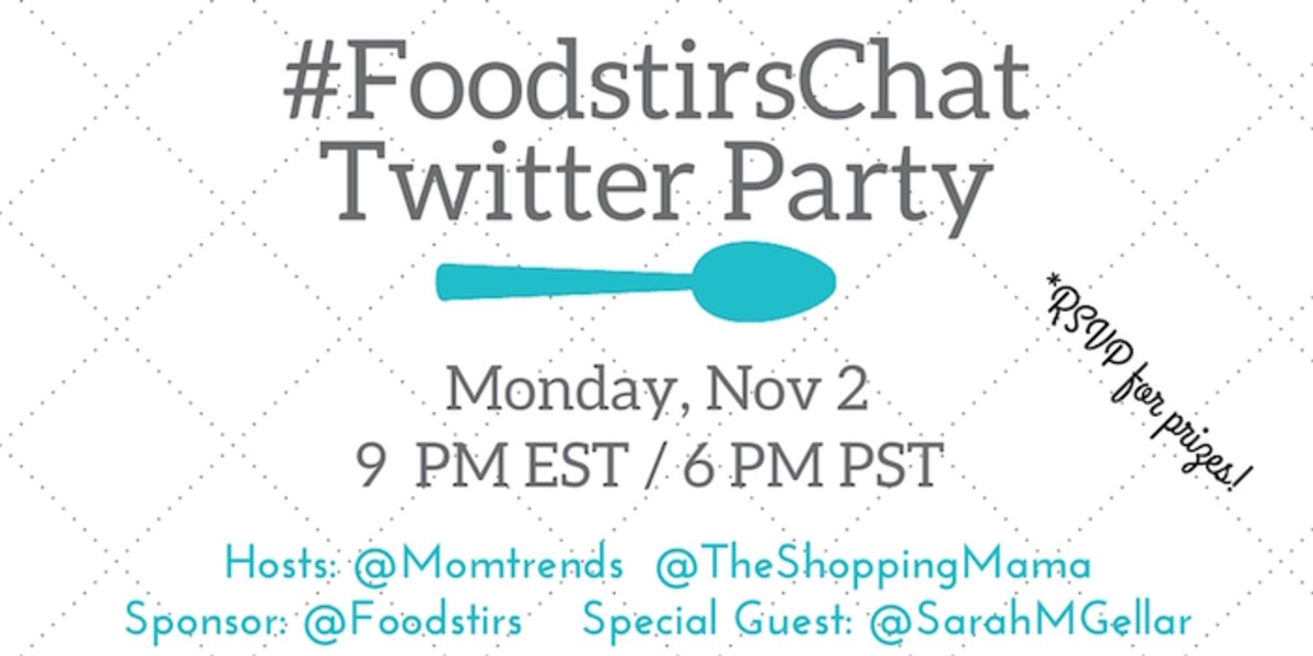 Foodstirs Twitter Party-2