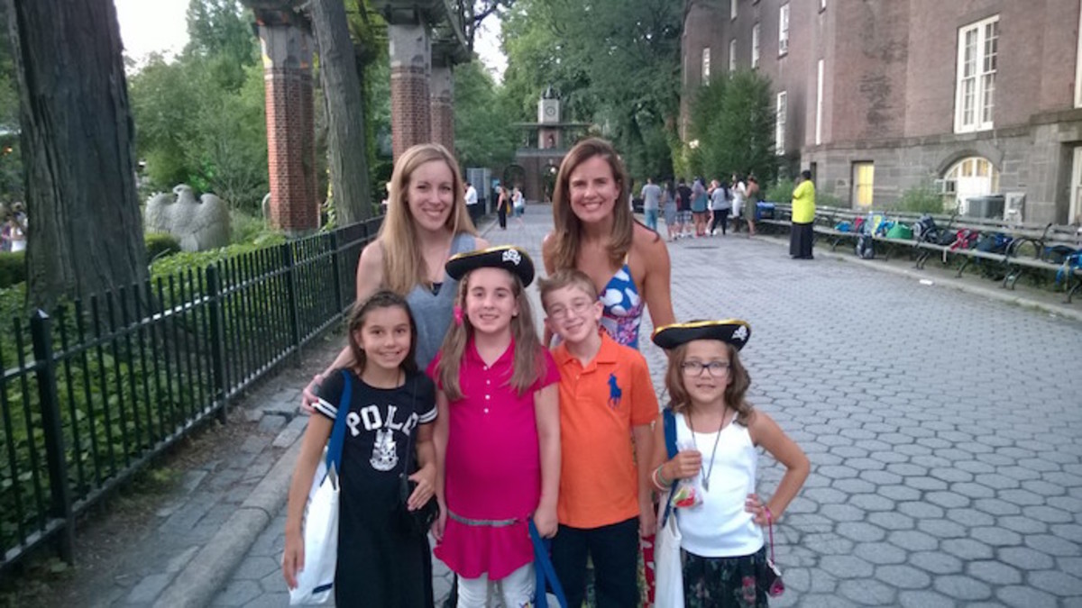 blogging families