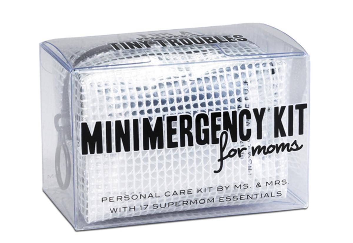 miniemergency kit