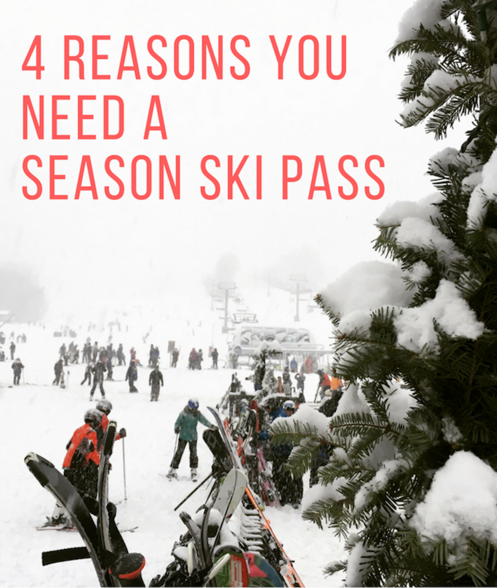 reasons you need a season ski pass