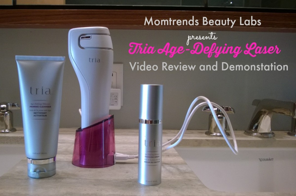 tria beauty testing labs video review