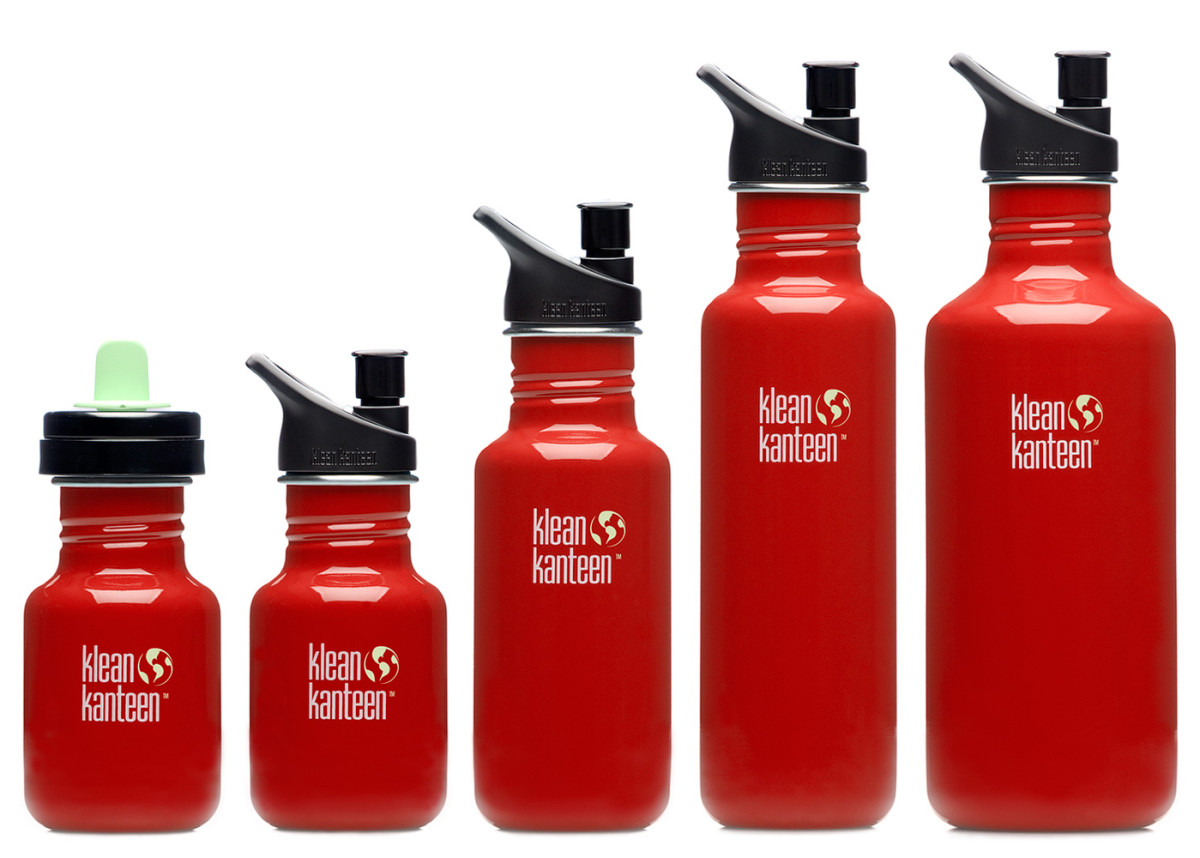 Klean Kanteen Product Line