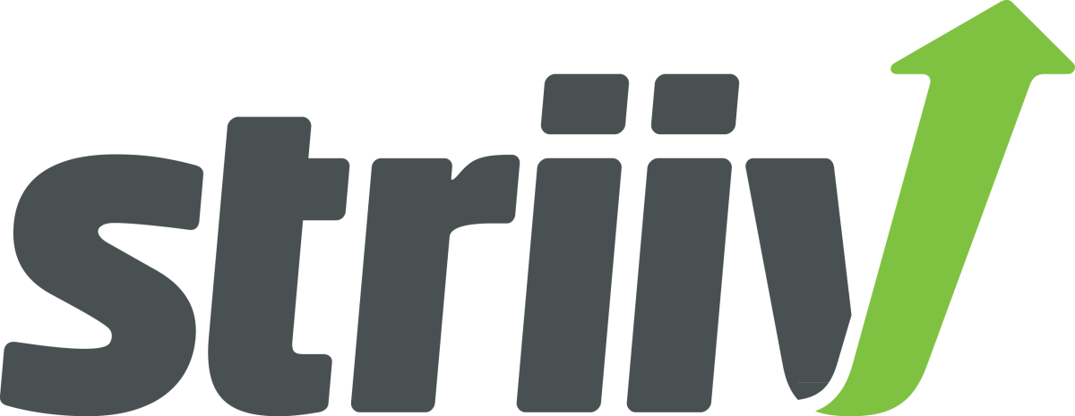 Striiv Logo color for light backgrounds