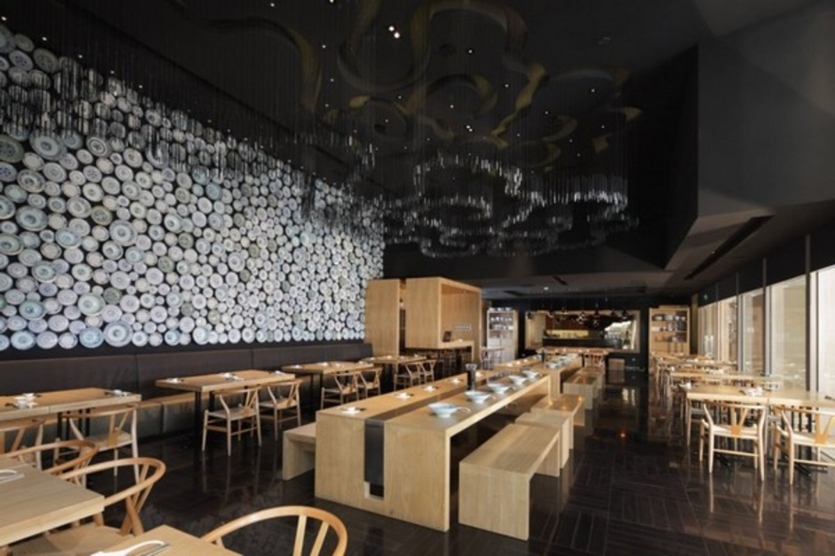 Taiwan Noodle House by Golucci International Design Beijing