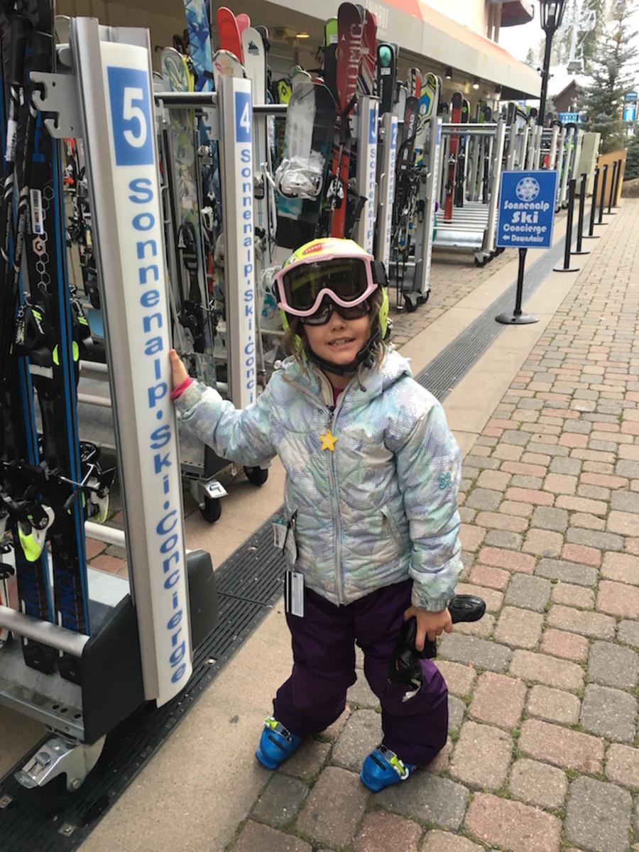 sonnenalp ski concierge