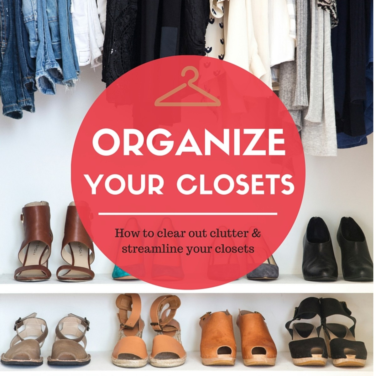 How to Set Up A Stylish + Organized Closet(1)