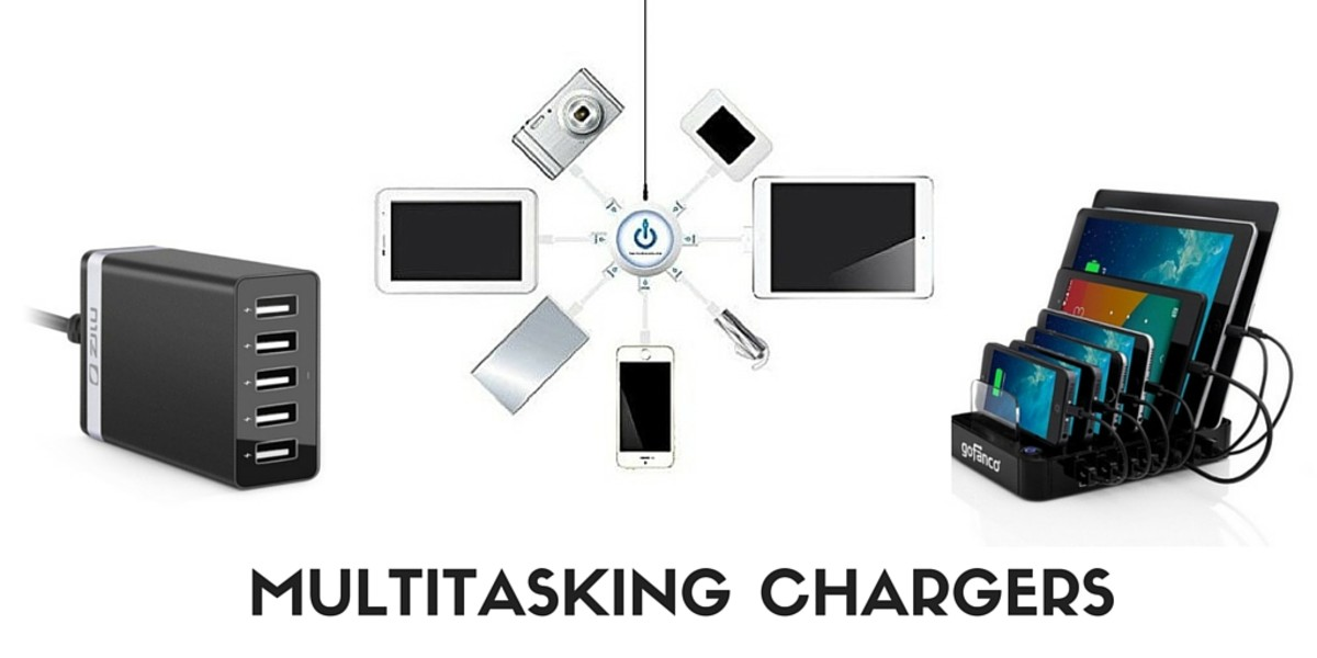 MULTITASKING CHARGERS