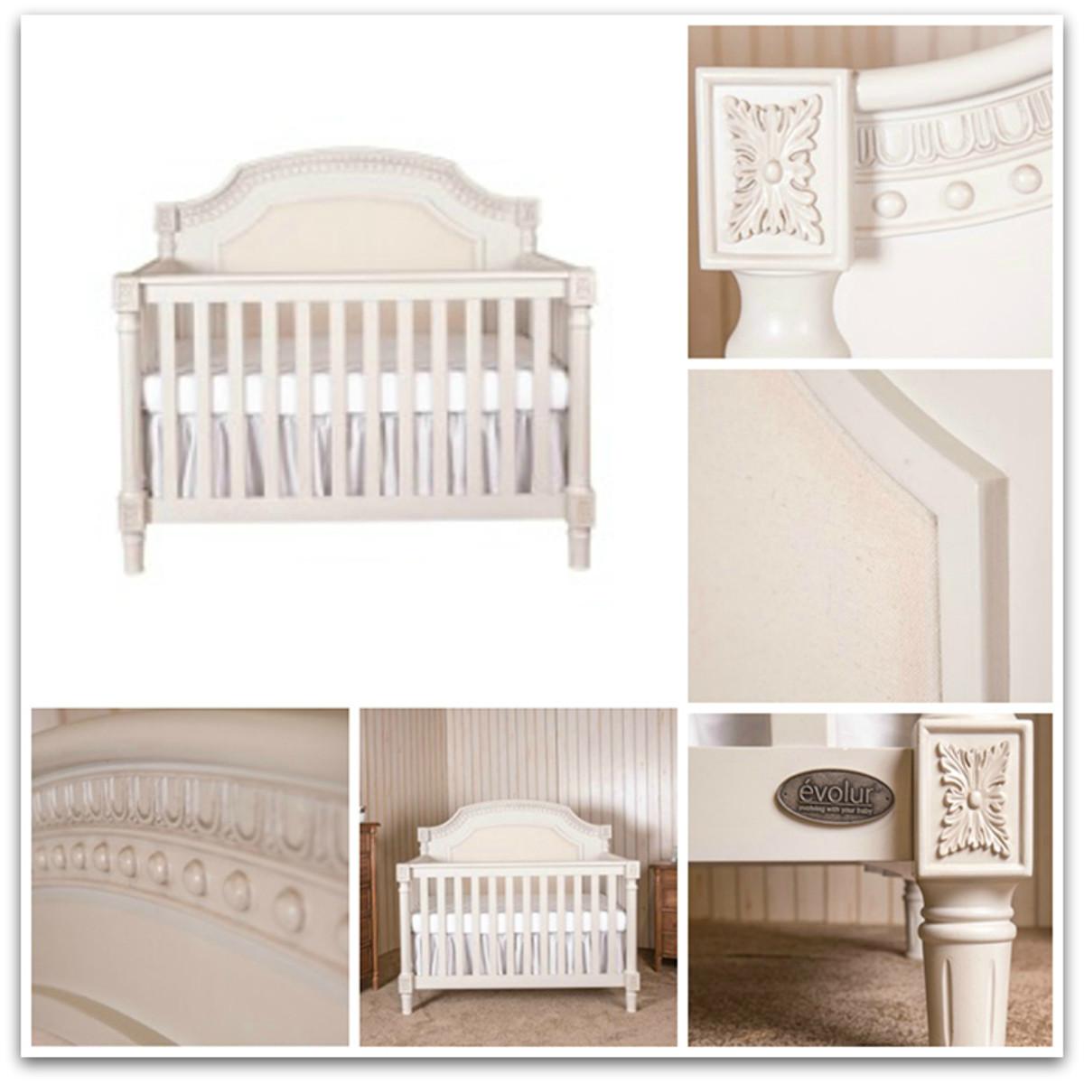 DOM Family Evolur crib