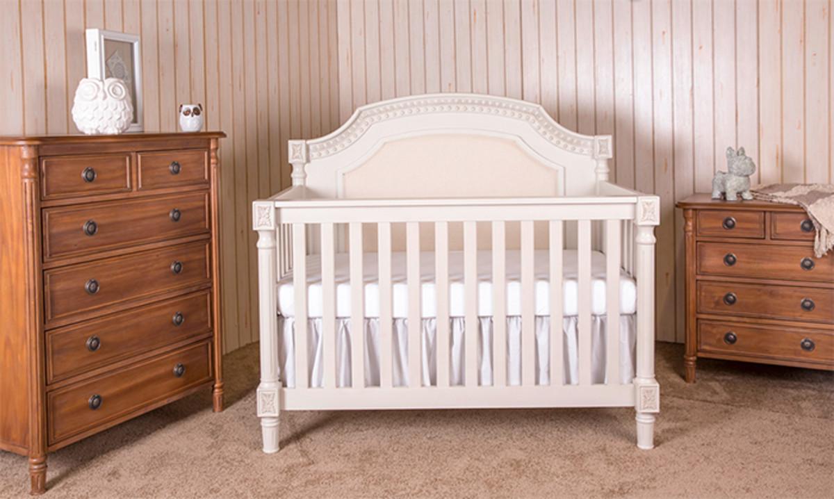evolur crib from DOM