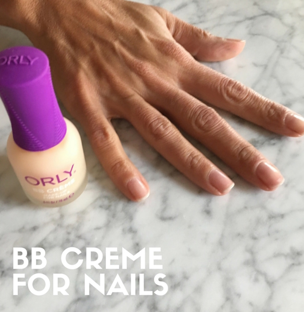 Orly BB Creme Polish Review - MomTrends