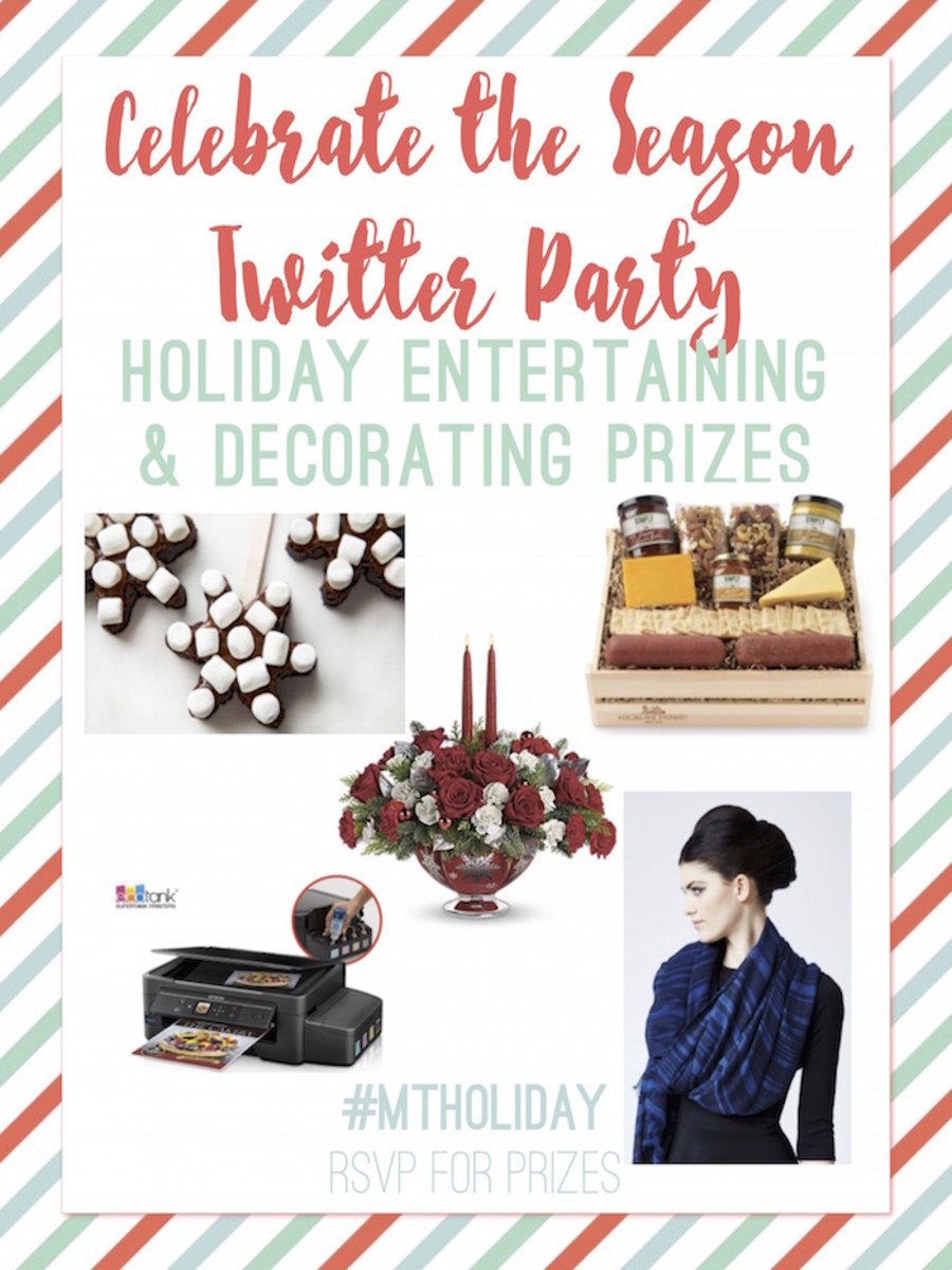 MTHoliday Twitter Party