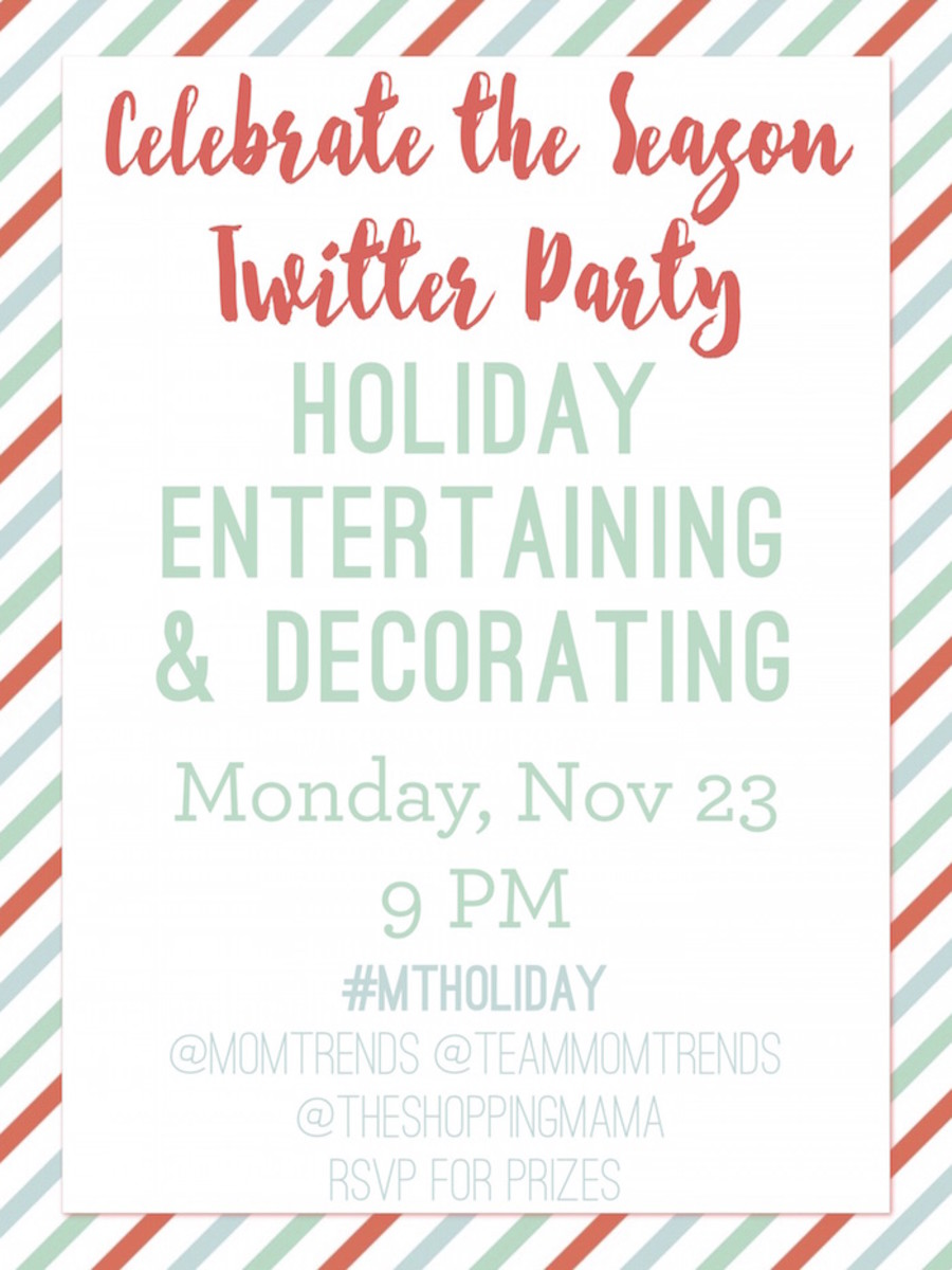 MTHoliday Twitter Party 11.23