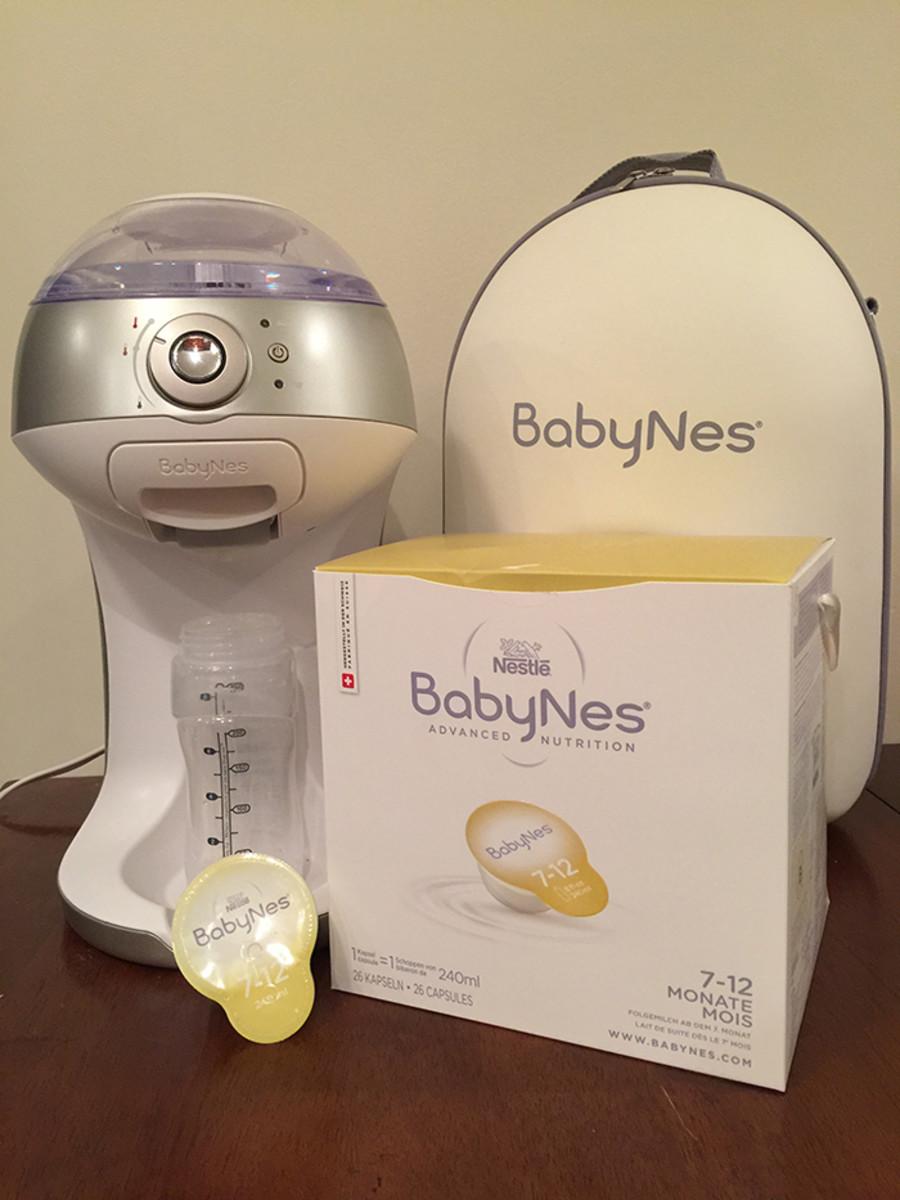 baby formula machine