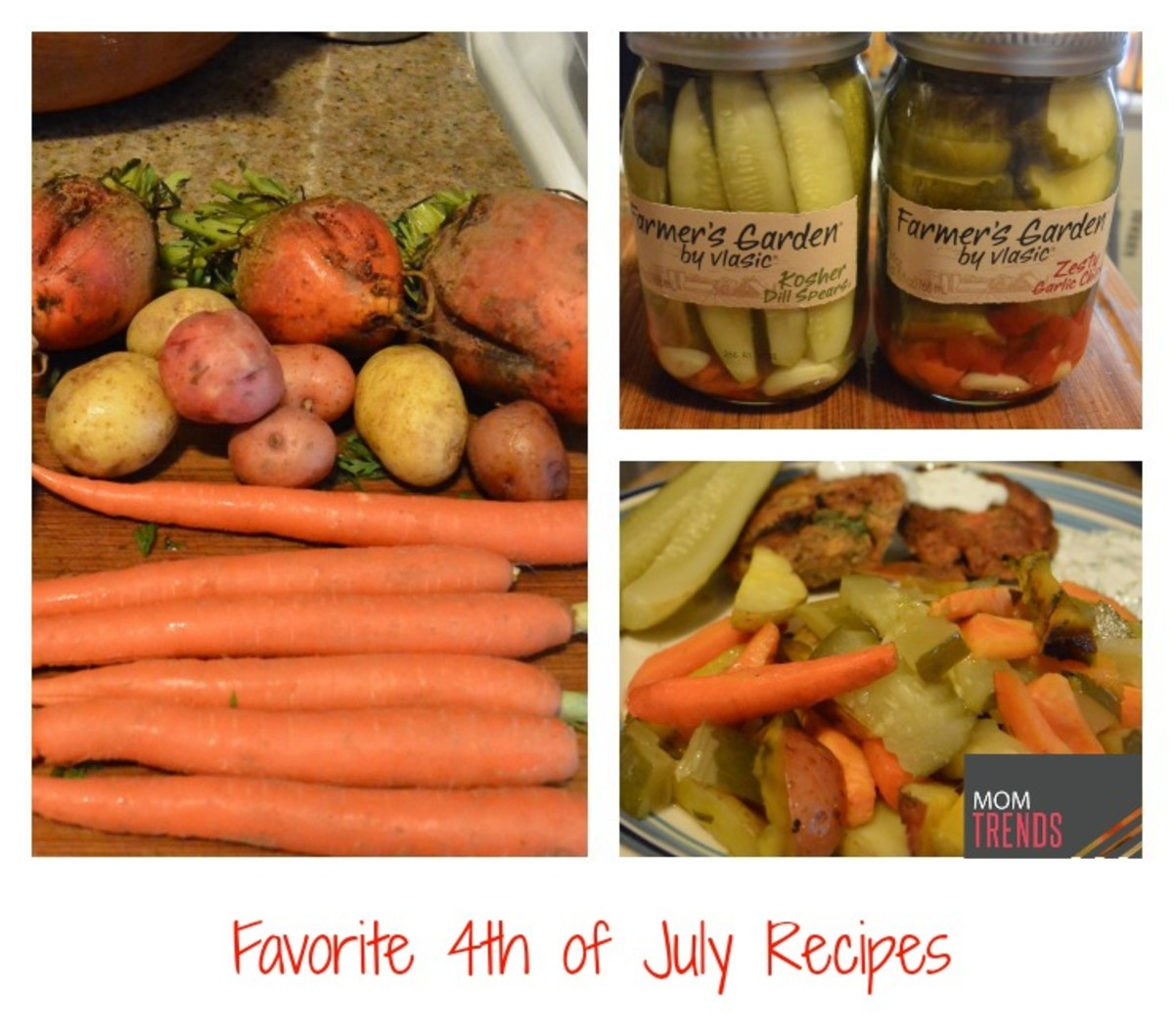 Favorite 4th of July Recipes