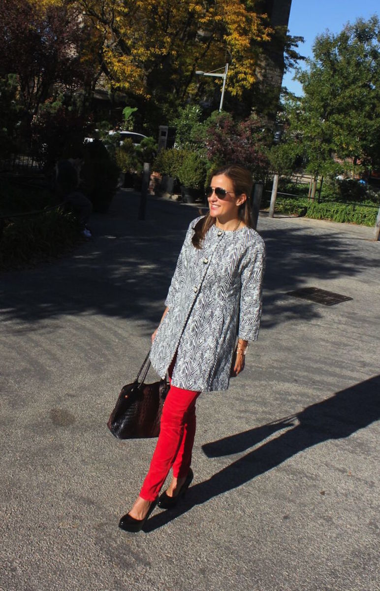 cabi fall outfit