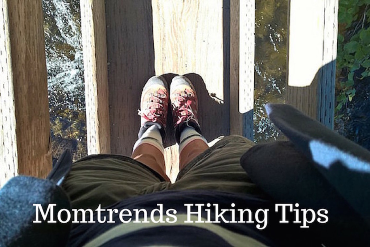 Momtrends Hiking Tips