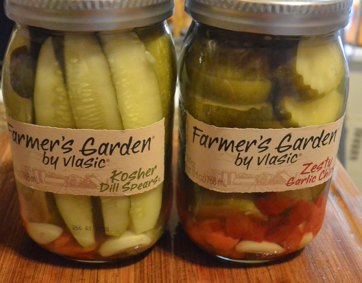 Favorite 4th of july recipes with farmer s garden by vlasic farmtojar momtrendsmomtrends for Vlasic farmer s garden pickles
