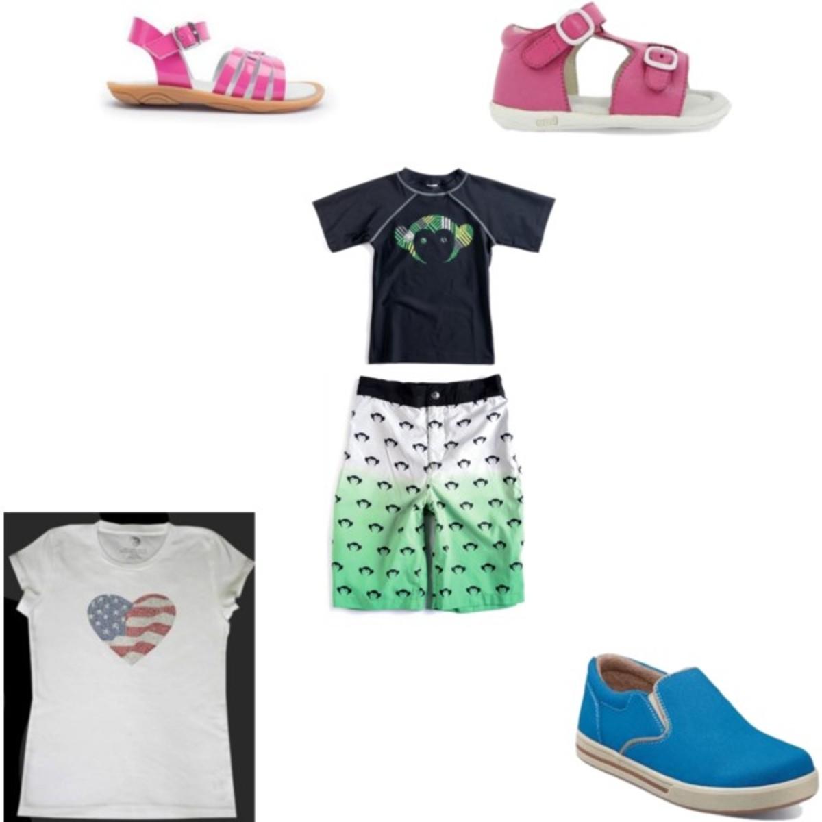 kids fashion summer