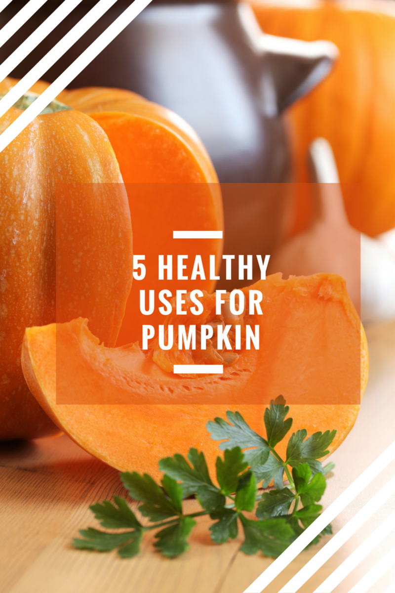 5 healthy uses for pumpkin