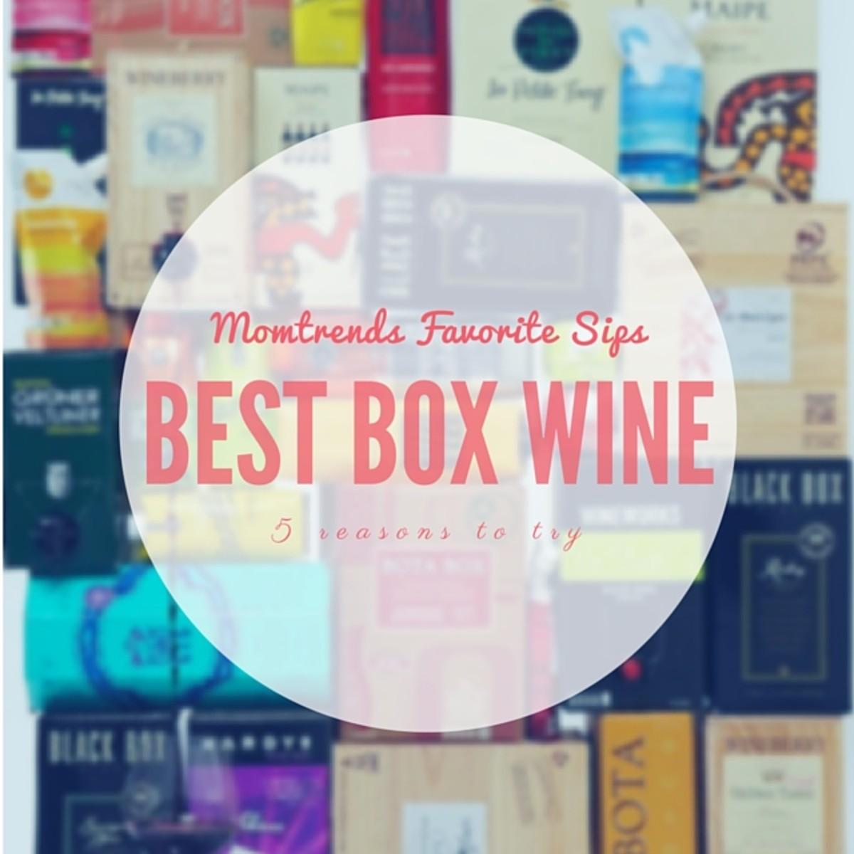 BEST BOX WINE