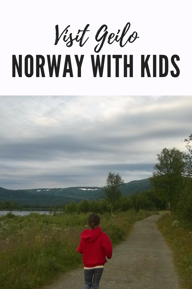 Geilo Norway Family Fun: trip planning with kids
