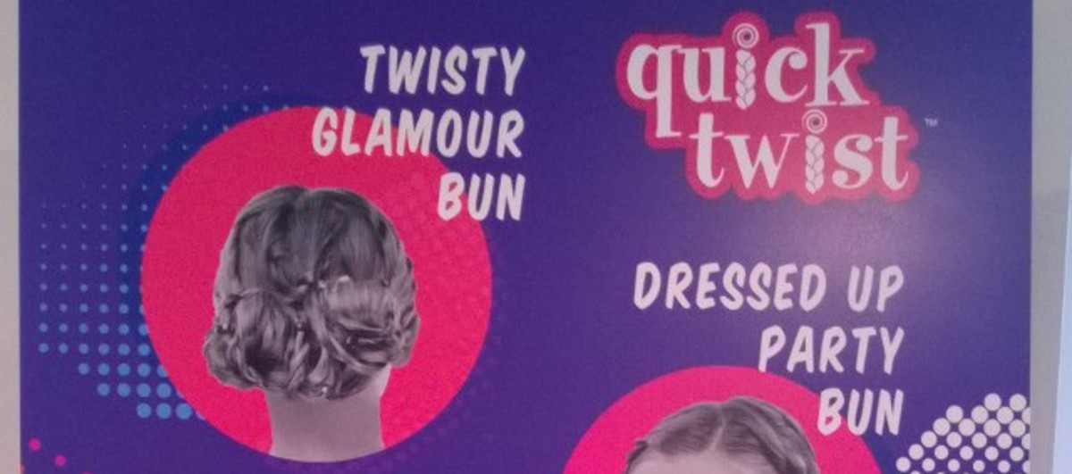 Girls Braids And Hair Styles Conair Quick Twist Momtrends