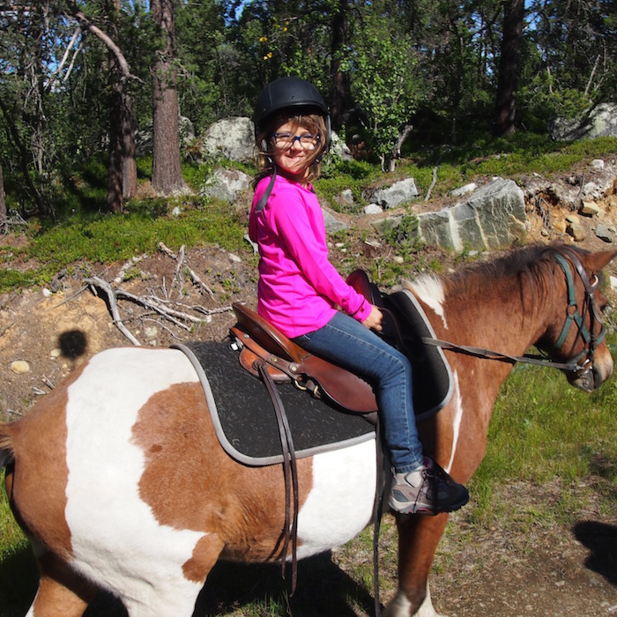 geilo horseback riding