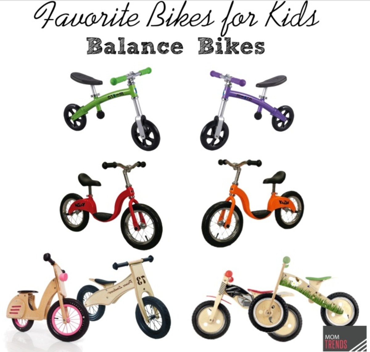 favorite balance bikes for kids