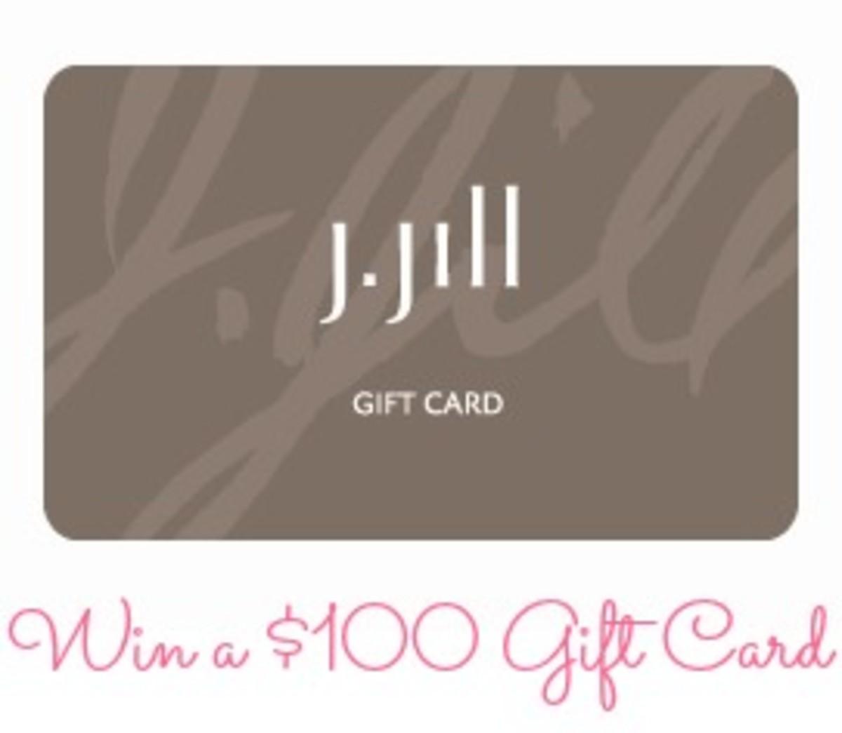 JJill Giveaway